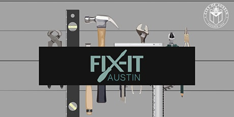 January Fix-It Clinic tickets