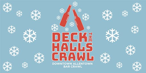 Deck the Halls Crawl