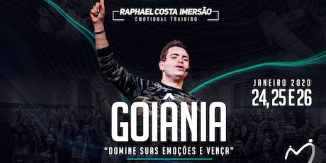 Goiânia Emotional Trainning Raphael Costa - 30 ingressos