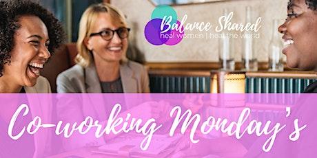 Co-working Mondays 2020