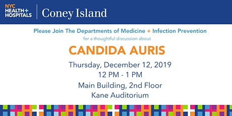 Candida auris Discussion tickets