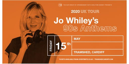 Jo Whiley's 90's Anthems (Tramshed, Cardiff)