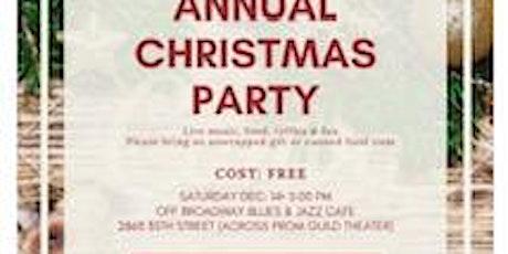Sacramento NAACP Annual Christmas Party tickets