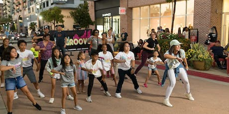 Free Kidz Groove Open Dance Workshops With Princess Ryan At Bay Street tickets