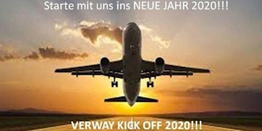 VERWAY NEW YEAR´S KICK OFF 2020 in Hamburg!