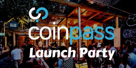 Coinpass Cryptocurrency Platform Launch Event tickets