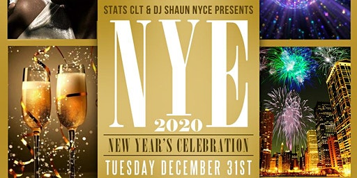 STATS NYE CELEBRATION | DJ SHAUN NYCE | DJ NICK LAKE