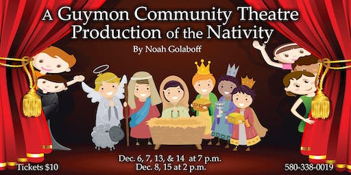 GCT Production of the Nativity