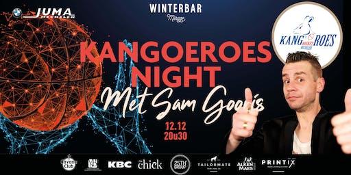 Winterbar Mirage Mechelen: Kangoeroes Night met Sam Gooris