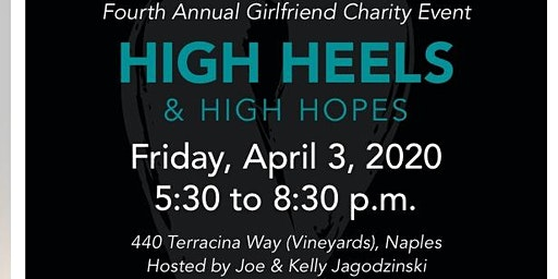 HIGH  HEELS and HIGH HOPES BENEFITING She Will Fight