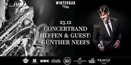 Winterbar Mirage Mechelen: Concertband van Heffen & guest Günther Neefs tickets