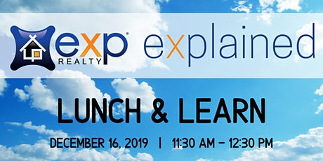 eXp Explained Luncheon tickets