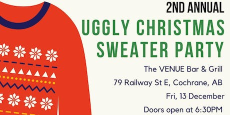 UGGLY Christmas Sweater Party tickets