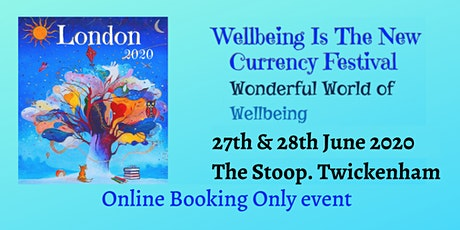 Wonderful World of Wellbeing Indoor Festival tickets