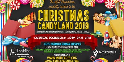 CandyLand Christmas 2019