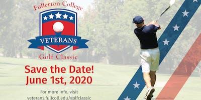 2020 Fullerton College Veterans Golf Classic