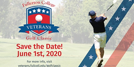 2020 Fullerton College Veterans Golf Classic tickets