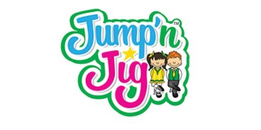 Jump'n Jig Winter Term Open House