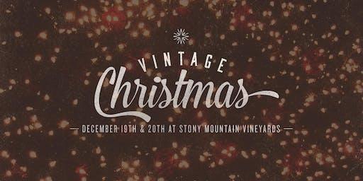 Vintage Christmas 2019