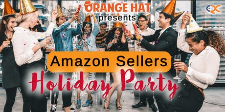 Amazon Sellers Holiday Party tickets