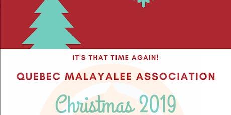 QMA - Christmas  Celebrations 2019 tickets