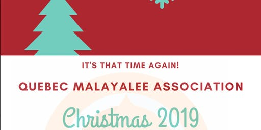 QMA - Christmas  Celebrations 2019