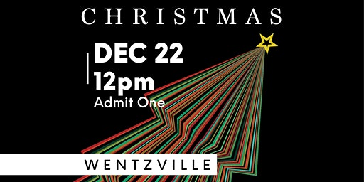 Element Church Christmas (Wentzville Dec. 22, 12:00pm)