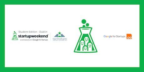 Techstars Student Startup Weekend - Dublin 2020 tickets