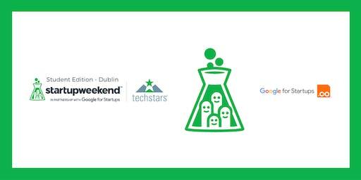 Techstars Student Startup Weekend - Dublin 2020