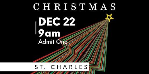 Element Church Christmas (St. Charles Dec. 22, 9:00am)