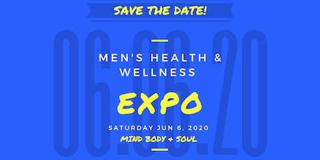 Men's Health & Wellness Expo 2020 tickets