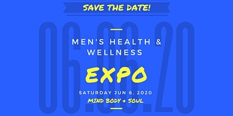 Men's Health & Wellness Expo 2020 tickets