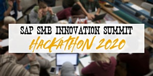 Hackathon APJ @ 2020 SAP SMB Innovation Summit