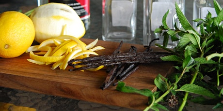Taste of the Holidays: Make Your Own Extracts -  HOLIDAY ON THE FARM WORKSHOP FESTIVAL tickets