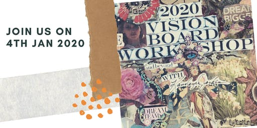 2020 Vision -Warrior Vision Board Workshop