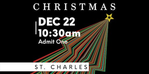 Element Church Christmas (St. Charles Dec. 22, 10:30am)