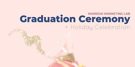Marrow Marketing Lab Graduation tickets