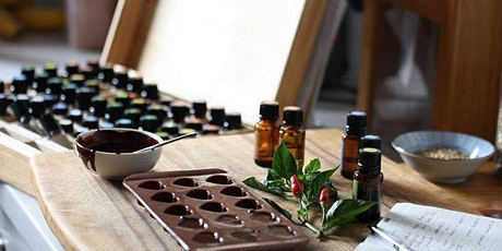 Raw Chocolate-Making with Essential Oils tickets