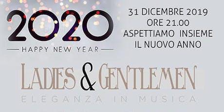 Caposanno 2020  - Hotel Cristoforo Colombo biglietti