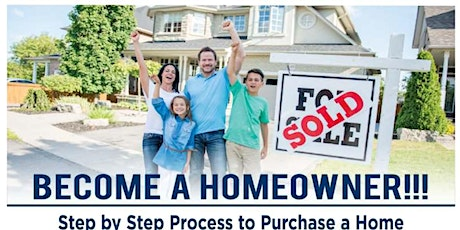 First Time Homebuyer Workshop - November 2020 tickets
