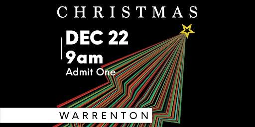 Element Church Christmas (Warrenton Dec. 22, 9:00am)