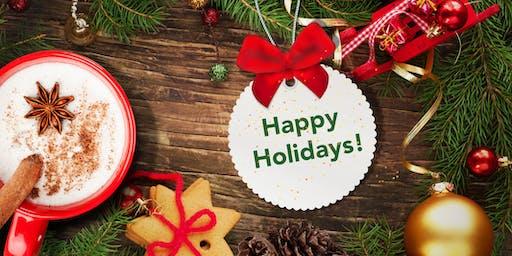 Resident and Family Christmas Mingle