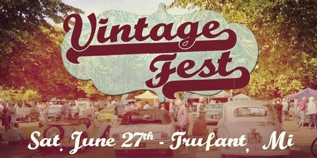 Vintage Fest tickets