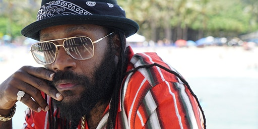 Tarrus Riley, Dean Fraser & The Blak Soil Band