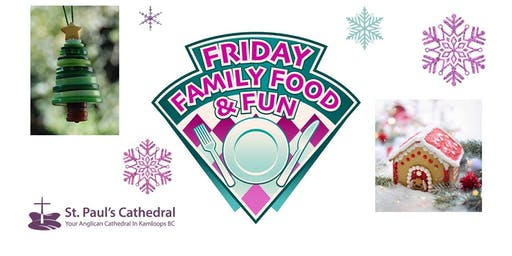 Friday Family Food and Fun