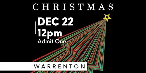 Element Church Christmas (Warrenton Dec. 22, 12:00pm)