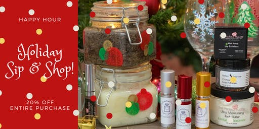 Holiday Sip & Shop: Artisan Gifts Handcrafted in Kalamazoo!