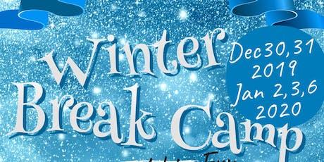 Winter Break Camp tickets