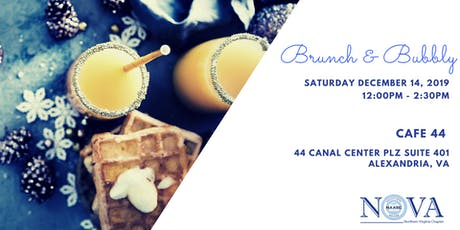 Brunch and Bubbly - A Holiday Social tickets