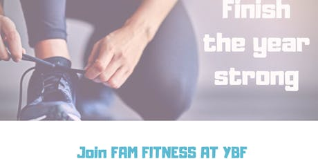 FAM Fitness tickets